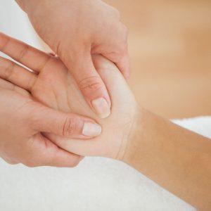 tuina hand massage